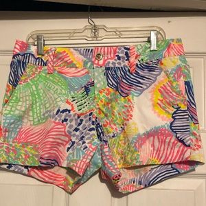 """Lilly Pulitzer Women's 5"""" Callahan Stretch Short 6"""